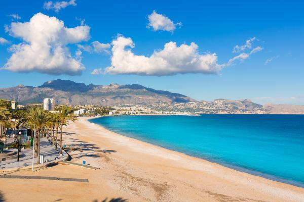 Alicante rent a car