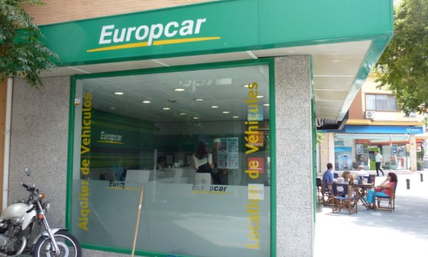 Europcar Office in Marbella Spain