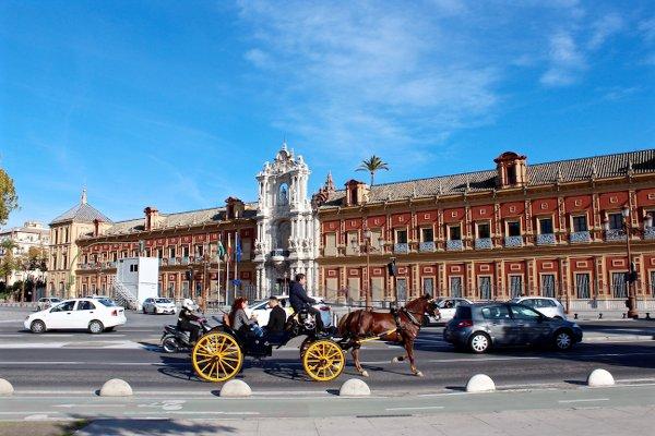 Dollar Rental Car Seville Santa Justa