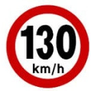 130 KM/H Motorways