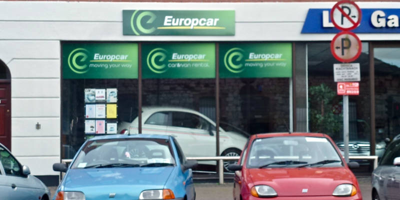 Cork City Europcar Office