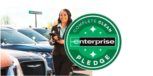 Enterprise Complete Clean Pledge