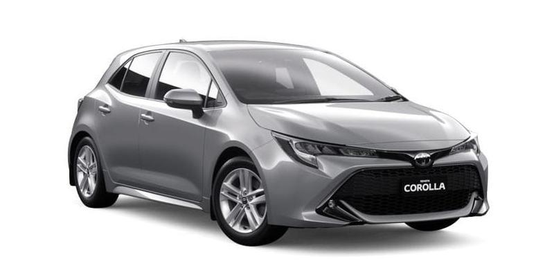 Toyota Corolla 5 door