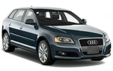 Audi A3  Car Rental