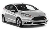 Rent a Ford Fiesta