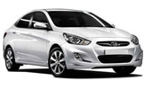 Hyundai Accent Car Rental
