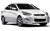 Hyundai Accent Car Rental