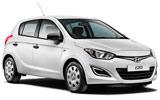 Hyundai i20 Car Rental