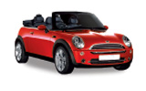 Rent a Mini Cooper Convertible