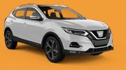 Nissan Qashqai SUV Car Rental