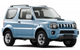 Rent a SUV Suzuki Jimmy in Malta