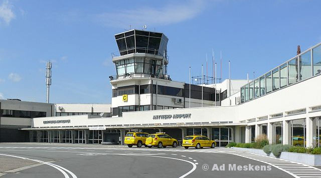 Antwerp Airport Terminal Building