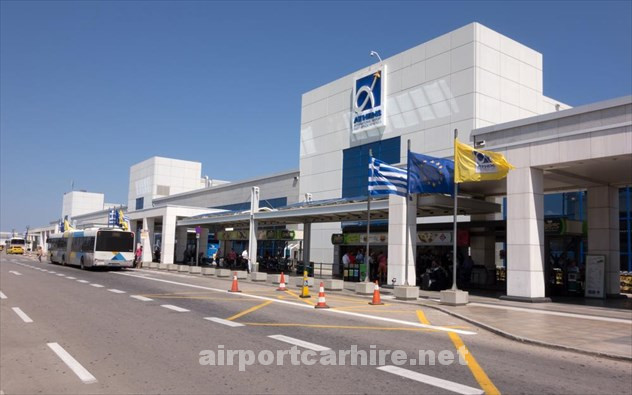 Athens Airport Car Rental Hertz