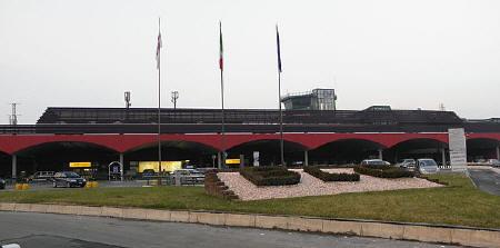 Bologna Airport Terminal