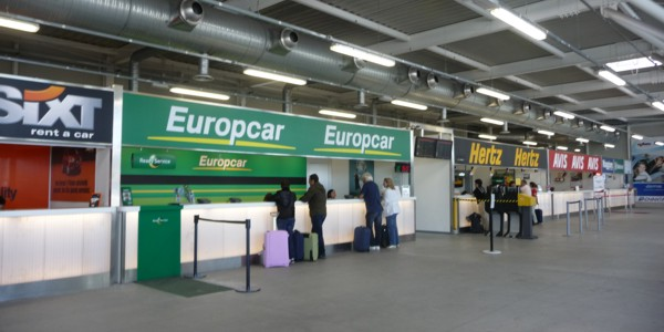 Thrifty Car Rental Beauvais Airport