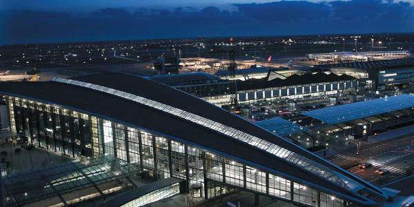 Copenhagen Airport Københavns Lufthavn Terminal 3