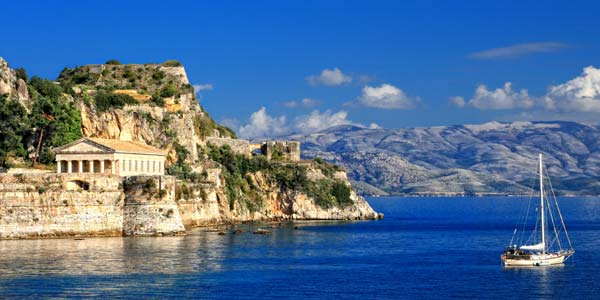 Corfu Car Hire Deals