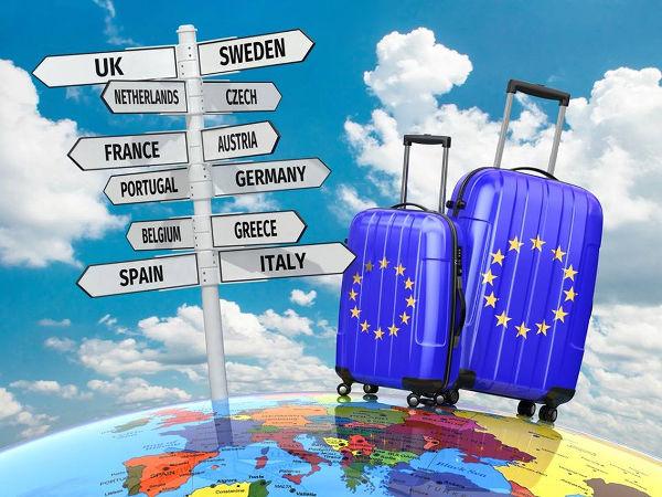 Location de voitures en Europe