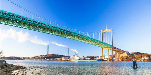 Gothenburg Bridge