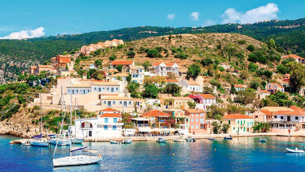 Car Hire In Kefalonia Thrifty