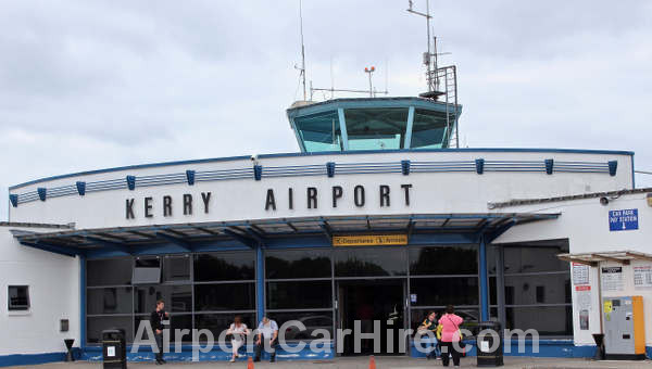 Kerry Airport Terminal
