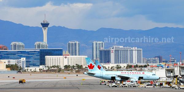 Las Vegas Mccarran International Airport Car Hire Nevada Car Rentals