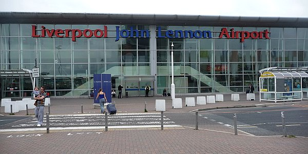 hire from liverpool airport