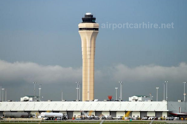 Miami Airport Control Tower