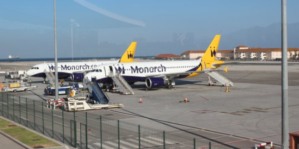 Monarch Airlines Gibraltar