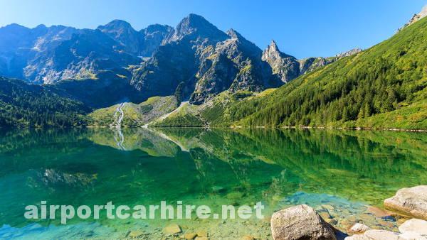 Lakes Poland