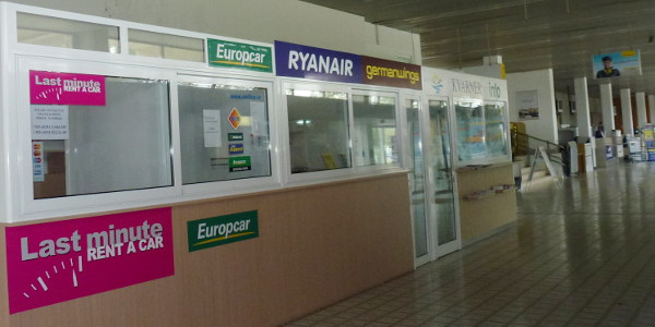Rijeka Airport Car Hire Check in