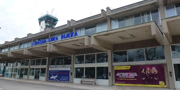 Rijeka Airport Termina Building