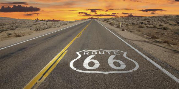 Road Trip Route 66 USA