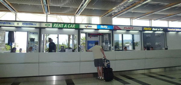 Rent A Car Zagreb Aerodrom