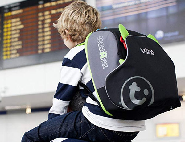 Trunki Children's Backpack & Car Seat