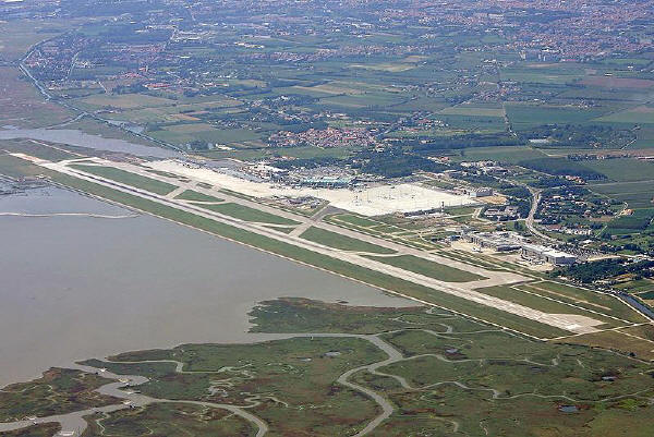 Car Hire Venice Marco Polo Airport